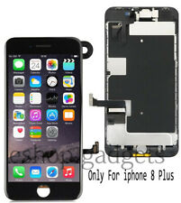 OEM For iPhone 8 Plus LCD Digitizer Touch Screen Replacement Assembly + Camera