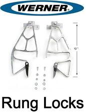 Werner 28-6 - Replacement Rung Lock Kit - Fiberglass Extension Ladder Parts