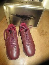 NO NAME Jogger cuir burgundy NEUVE Valeur 99E Pointure 37