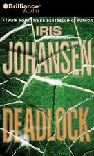 Deadlock by Iris Johansen (2009, CD, Abridged)