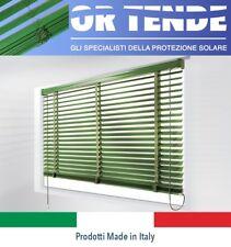 Tenda Veneziana 50 mm, Produzione SU MISURA, modello con Nastro in Pvc o Stoffa