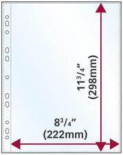 Enigma archival safe A3 heavy duty portrait poches pour reliures-lot de 25