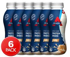 6 x Atkins Low Carb Protein Shake Robusta Coffee 330mL