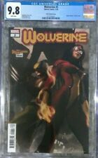 Wolverine #2 Spider-Woman variant - CGC 9.8