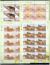 THAILAND 2019 Thai Traditional Festival F/S 4(3b x 4)