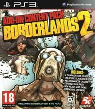 Borderlands 2 Add-On Content Pack (Sony PlayStation 3) PS3 Game NEW