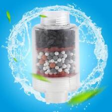 In-Line Shower Bath Head Purifier Water Softener Filter Health Remove Chlorine