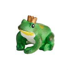 Miniature Dollhouse Fairy Garden - Mini Frog Prince - Accessories