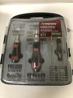 HUSKY 68 PIECE SCREWDRIVER SET Model: 470 554