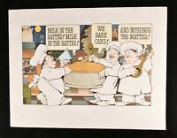 1971 12 Pictures by Maurice Sendak Hector Protector Lullabies and Night Songs