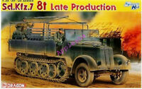 Dragon  6562 1/35 scale Sd. Kfz.7 8t Halftrack Late Production  track model 2019