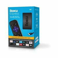 Roku Express HD Streaming Media Player 2019 Model - 3930R Best Streaming Device