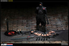 G.I. Joe Black Dragon Ninja 12 Inch Figure Exclusive by Sideshow Used