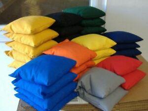 8 OFFICIAL SIZE ACA REGULATION Cornhole Baggo Bean Bags