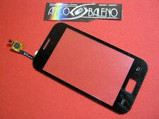 VETRO + TOUCH SCREEN per SAMSUNG GALAXY ACE PLUS GT S7500 display Nuovo NERO