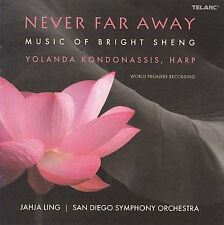 Never Far Away 2009 by Bright Sheng; Jahja Ling; San Diego Symphony Orchestra
