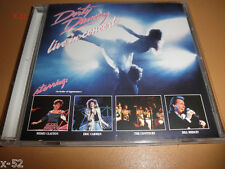 DIRTY DANCING on stage LIVE IN CONCERT cd BILL MEDLEY eric carmen MERRY CLAYTON