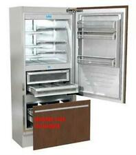 "FHIABA similar to Sub Zero 36"" with 16.2 cu. ft. Built-in Freezer I8991TST3IU"