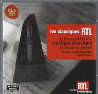 CD LES CLASSIQUES RTL  3047