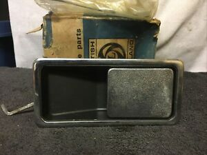 Leyland Morris Austin Marina Mark 1 Door Handle Release Left Hand ?