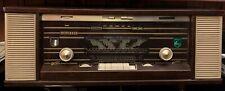 ancienne radio reverbeo philips impeccable et en fonction