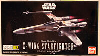 Bandai 204885 Star Wars 002 X - Wing Starfighter 1:144
