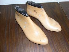 alte Schusterleisten / Schuhleisten 1 Paar Größe 36 ca.23cm lang Fagus