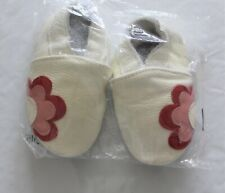 New- Soft sole leather baby shoes-girls