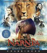 NEW Chronicles Of Narnia - Voyage of the Dawn Treader C.S. Lewis CD Audiobook