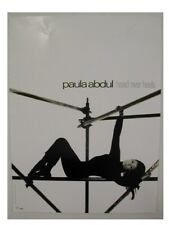 Paula Abdul Poster Head Over Heels Promo