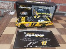 NEW ERTL Pro Shop NASCAR 1:24 Matt Kenseth #17 Dewalt 2000 Ford Taurus 1 OF 5000