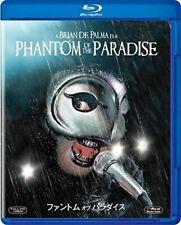 Phantom of the Paradise (1974) Blu-Ray NEW (Japanese Pkg/English Audio)