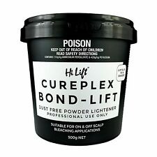 HI LIFT CUREPLEX BOND LIFT BLEACH 500G FREE SHIPPING