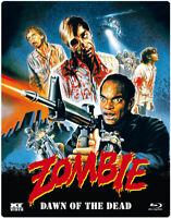 Zombie - Dawn of the Dead - Euro/Argento Cut - UNCUT Futurepak Blu-ray Neu/OVP