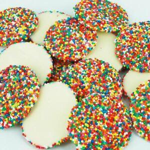 White Chocolate Speckles 1kg