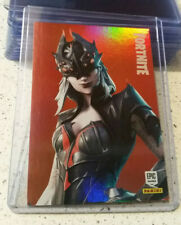 ARACHNE #297 LEGENDARY OUTFIT HOLO FOIL FORTNITE PANINI SERIE1 OUTFIT EPIC GAMES