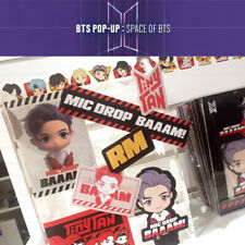 BTS POP-UP : SPACE OF BTS Stationary TinyTAN Ver + Tracking Number