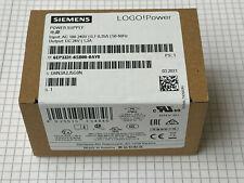 Siemens LOGO Power Netzteil 6EP3331-6SB00-0AY0 24 VDC 1,3 A  02/2021