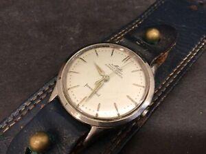 Men's Vintage Mido Multifort Super Automatic Wristwatch Powerwind