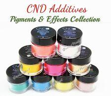 CND ADDITIVES - Effect & Pigment Effect Nail Art for Shellac, Brisa Gel, Powder