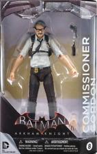 DC Comics Batman Arkham Knight Commissioner Gordon Action Figure