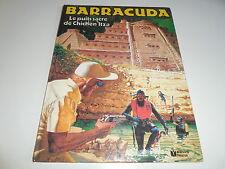 EO BARRACUDA TOME 2/ LE PUITS SACRE DE CHICHEN ITZA/ BE