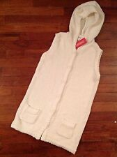 Vintage Nwt Gymboree Girls Hooded Sweater Size L 10-12 Cowgirls At Heart Line