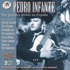 PEDRO INFANTE-GRANDES EXITOS-2CD