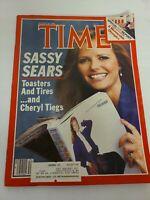 VTG Time Magazine August 20 1984 - Cheryl Tiegs / A Memorable Olympics