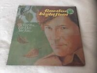 (Ex) Gordon Lightfoot The First Time Ever I Saw Your Face 12 in. Vinyl LP SPC-38