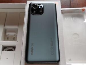 Xiaomi Mi 11 5G - 256GB - Midnight Gray (Ohne Simlock) (Dual SIM)