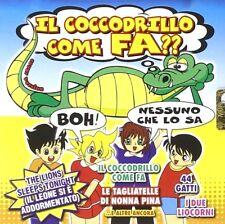 Il Coccodrillo Come Fa?? ( CD - Compilation )