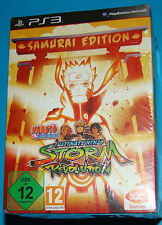 Naruto Shippuden Ultimate Ninja Storm Revolution C.E. Sony Playstation 3 PS3 PAL