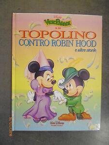 TOPOLINO CONTRO ROBIN HOOD - Disney - Ed. Walt Disney - 1994